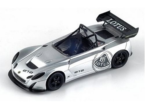 Lotus Elise Circuit Car Prototype in Silver (1:43 scale)