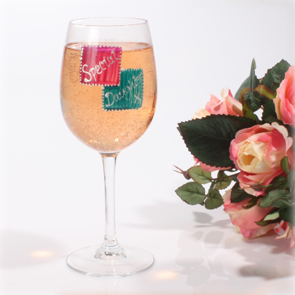 SPECIAL Daughter Wine Glass product image