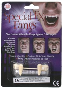 Special FX Fangs - Growing Vampire Fangs