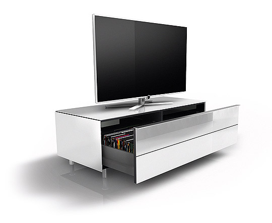 Silver Tv Stands