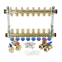 SPEEDFIT JG Speedfit 8 Port Manifold Set 80m