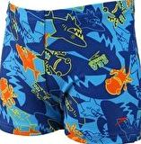 Speedo, 1294[^]234556 Tots Boys Seasquad Allover Aquashort - Blue