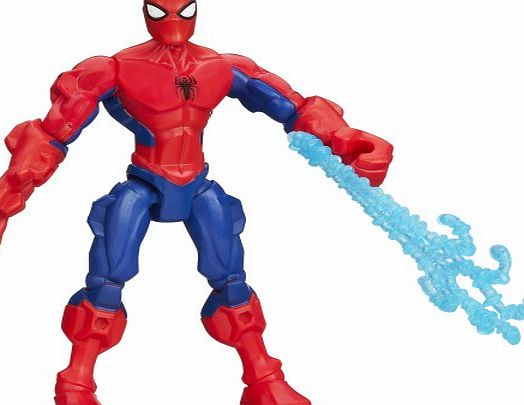 Spider-Man Marvel Hero Mashers Spider-Man Action Figure