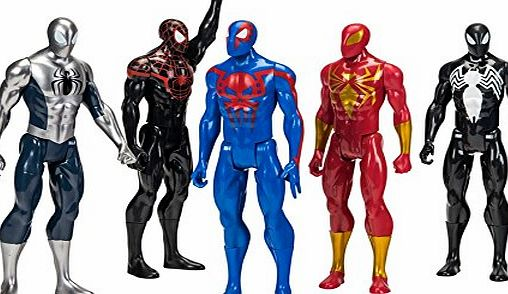 Spiderman Marvel Ultimate Spider-Man Any One Figure Assortment