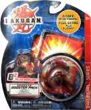 Bakugan Booster Pack - LIMULUS (Red)