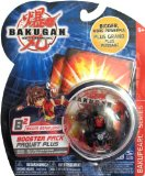 Bakugan Booster Pack - WARIUS (Black)
