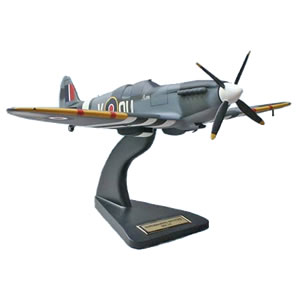 A collector quality Bravo Delta model of the 2 seated Spitfire. One of the rarest planes in existenc - CLICK FOR MORE INFORMATION