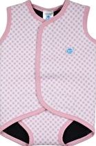 Splash About, 1294[^]247871 Baby Wrap - Pink Gingham