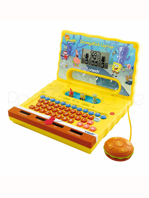 Spongebob Squarepants Laptop by Vtech