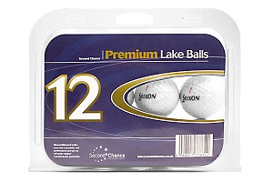 Second Chance Srixon Distance Golf Balls (Dozen)