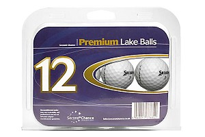 Second Chance Srixon Z Star Golf Balls (Dozen)