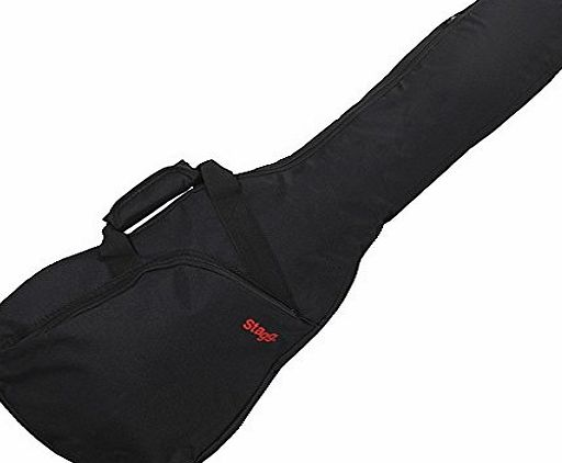 Stagg 17399 1/2 Bag for Classical Guitar - Black