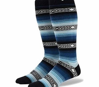 Stance Tex Mex Acrylic Kids Sock - Blue product image
