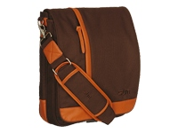 STANDARD TECHNICAL MERCHANDISE STM Small Loft - Shoulder Bag - Chocolate/Orange product image