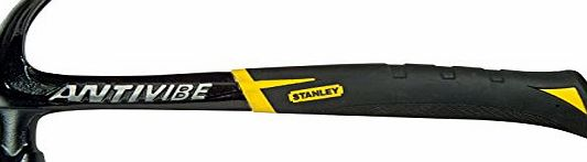 Stanley 151162 450g 16oz FatMax XL AVX Curve Claw Hammer product image