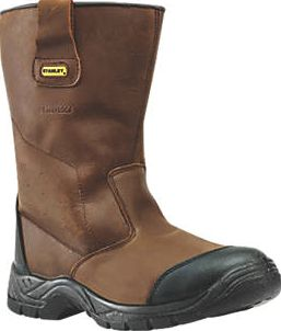 Stanley, 1228[^]75267 Ashland Waterproof Rigger Safety Boots