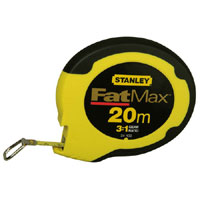 Fat Max 20 Metre Long Tape Measure