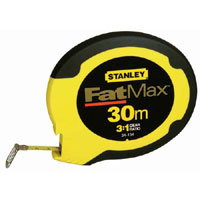 Fat Max 30 Metre Long Tape Measure