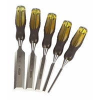 Fatmax Thru Tang Chisel Set 5 Pc