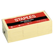 Staples Sticky Notes product image