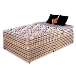 Onyx Star 4FT 6 Double Divan Bed