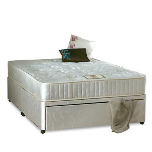 Silver Star 4FT Sml Double Divan Bed