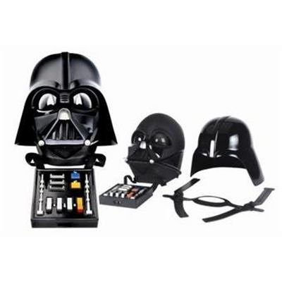 Casco darth vader voice changer