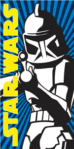 star Wars - The Clone Wars Towel product image