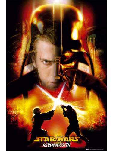 Star Wars Episode Iii Revenge Of The Sith Maxi Poster Fp