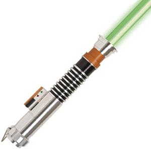 Luke Skywalker in the