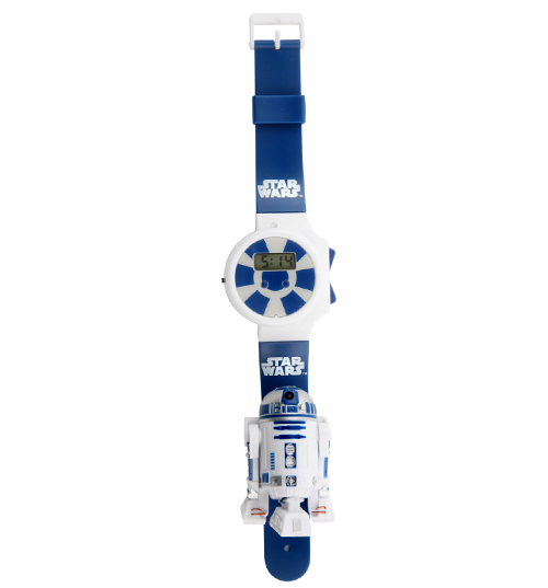Star Wars R2D2 Whizz Watch