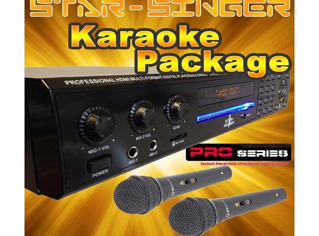 simple karaoke machine