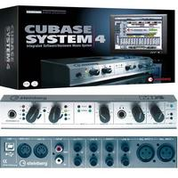Cubase System 4- PC/Mac