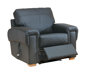 Steinhoff uk furniture ltd baltimore leather recliner in for Furniture quick delivery