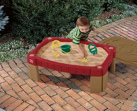Step Naturally Playful Sand And Water Centre