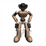 STIKFAS ALPHA MALE COWBOY - LITE PACK product image