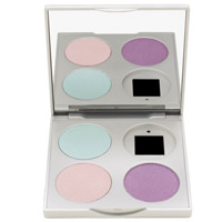 Brushes & Accessories - 4 Pan Refillable Compact