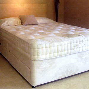 Stock relyon royal hampton 5ft divan bed 4 review for 5 foot divan beds