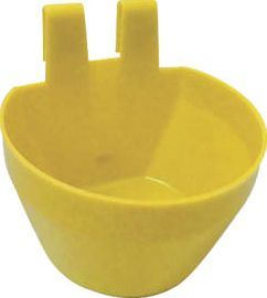 Stockshop Wolseley, 1228[^]2540F Plastic Galley Pot Yellow 2540F