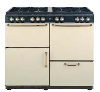 ao.com – Newworld 500TSIDL Newhome Gas Cooker in White