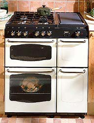 stoves newhome 800 dual fuel range cooker stoves spare parts