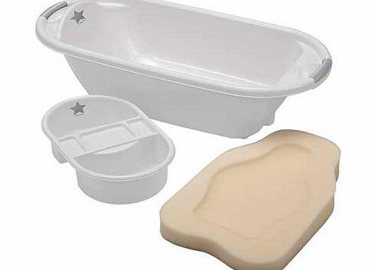mothercare baby bath equipment. Black Bedroom Furniture Sets. Home Design Ideas