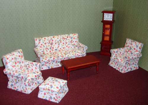 Streets Ahead Dolls House Living Room Furniture product image