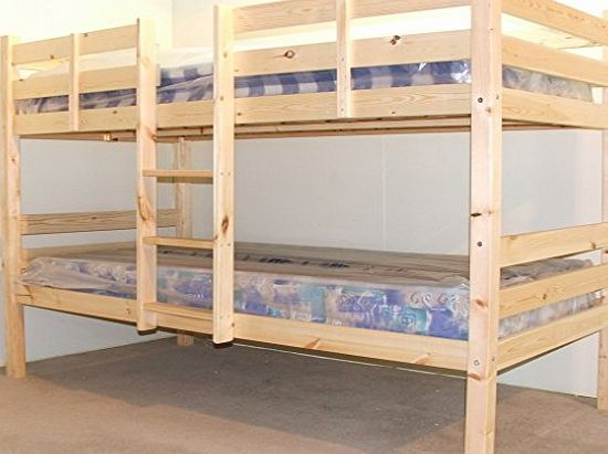 how to make tall bunk beds for adults