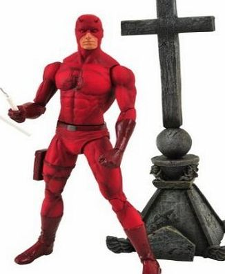 Subarm Marvel Select: Daredevil Action Figure