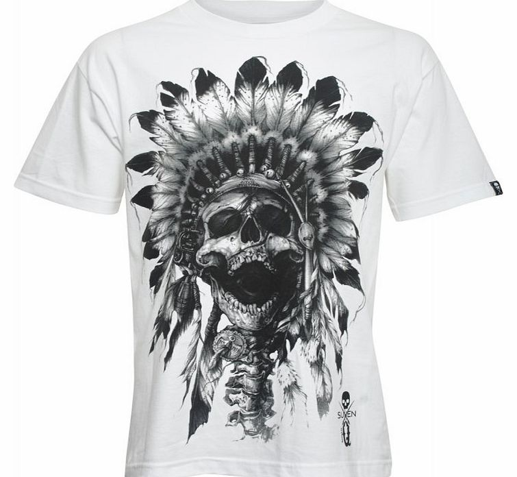 Sullen Clothing Big Chief T-Shirt product image