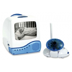 baby monitors summer infant day and night video mon. Black Bedroom Furniture Sets. Home Design Ideas