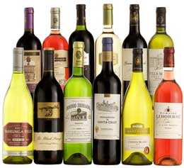Sunday Times Wine Club The Great Summer Showcase - Mixed case
