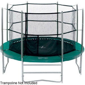 Cosmic Bouncer Trampoline Safety Enclosure