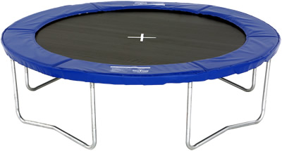 Cosmic Bouncer Trampoline